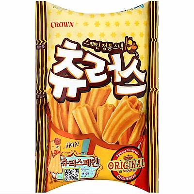 CROWN 蜂蜜風味吉拿棒餅乾(84g)