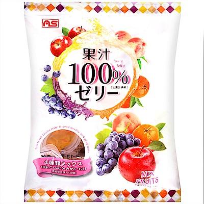 AS 袋裝綜合水果果凍(450g)