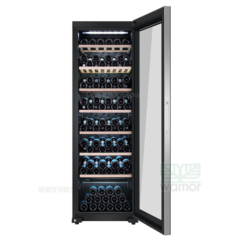 Haier海爾 171瓶 電子式恆溫儲酒冰櫃 (JC-366TW)
