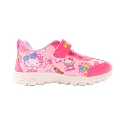 台灣製Hello kitty正版大女孩運動鞋sk0957 魔法Baby