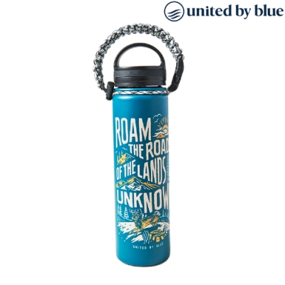 United by Blue 提繩不鏽鋼保溫瓶 22oz