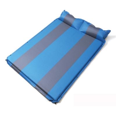 PUSH!戶外休閒用品防潮帳篷墊自動充氣墊車載床充氣墊野餐墊P140