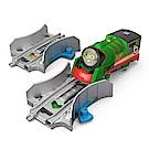 湯瑪士電動系列-TURBO合金車與變速軌道組_Percy(3Y+)