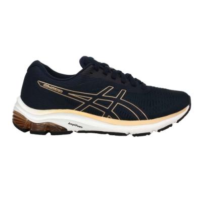 ASICS GEL-PULSE 12 女慢跑鞋-運動 路跑 亞瑟士 1012A724-403 藍綠金黃