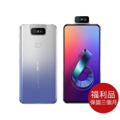 【福利品】ASUS ZenFone 6 ZS630KL (8G/256G) 翻轉鏡頭旗艦機