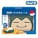 歐樂B-寶可夢限量組(牙齦專護牙膏-勁爽薄荷120g2入+寶可夢造型盤1入)(卡比獸) product thumbnail 1