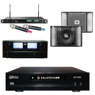 美華HD-889+SUGAR A-600+RM-10II+ACT-589(伴唱機3TB+卡拉OK組)