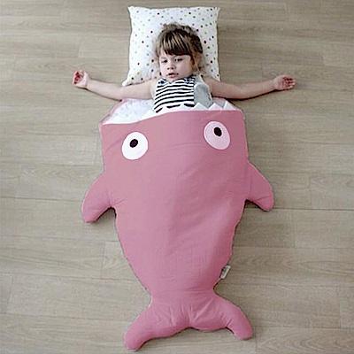 【嬰幼兒標準版-莓果牛奶】BabyBites西班牙鯊魚咬一口睡袋