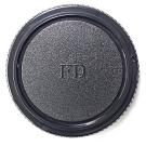 Canon副廠機身蓋相容佳能FD機身蓋FD字樣