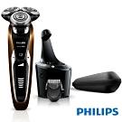 飛利浦9000系列乾濕兩用三刀頭電鬍刀 S9511/31(快速到貨)