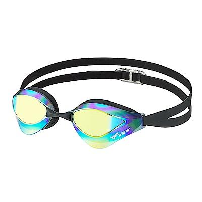 【日本Tabata】成人競技款抗UV防霧泳鏡(Blade V230AMR)