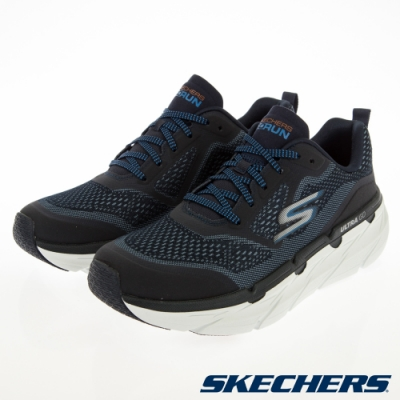 SKECHERS 男慢跑系列 GORUN MAX CUSHIONING PREMIER-54450NVY