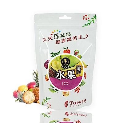 強森先生 綜合水果脆片(純素)(100g)