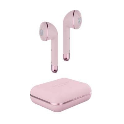 Happy Plugs Air 1 真無線藍牙耳機-玫瑰金