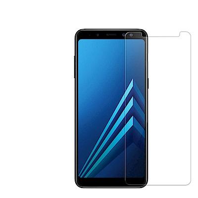 三星 A8 2018 非滿版 9H鋼化玻璃膜 手機 保護貼 (三星 A8保護貼 A8鋼化膜 )