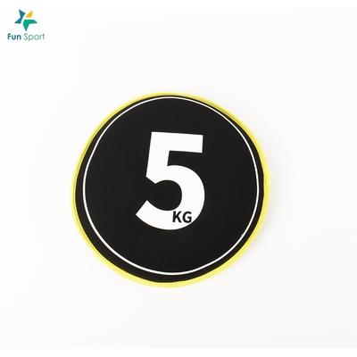 Fun Sport-小飛碟運動沙包Sand Bell-5KG(健身沙鈴/軟沙袋/飛碟沙包/重量訓練)