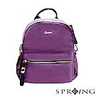 SPRING-偶然相遇的輕量後背包-高調紫