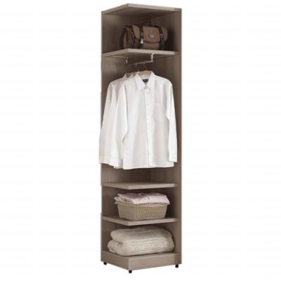 H&D 珊蒂1.5尺開放衣櫥