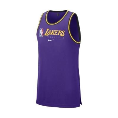 NIKE NBA DNA運動背心 湖人隊