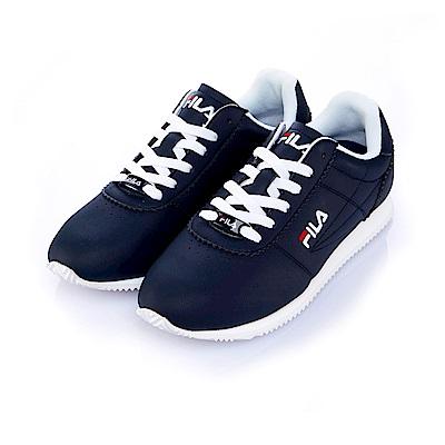 FILA男慢跑鞋-丈青 1-J903S-331