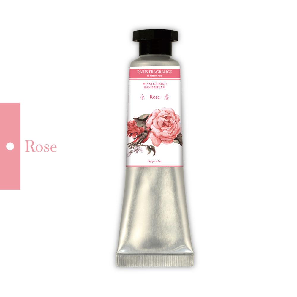 Paris fragrance 巴黎香氛-摩洛哥玫瑰膠原護手霜35g