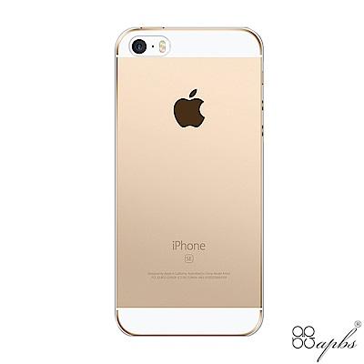 APPLE iPhone SE / 5s / 5 晶透輕薄硬式手機殼
