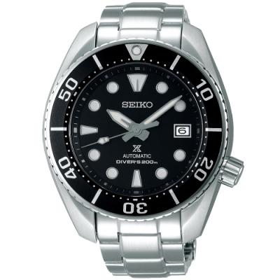 SEIKO精工 PROSPEX 廣告款 200米潛水機械錶(SPB101J1)