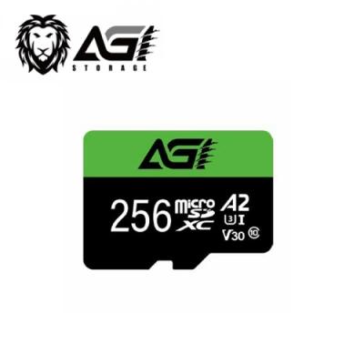 AGI 256G  V30 A2 microSD記憶卡