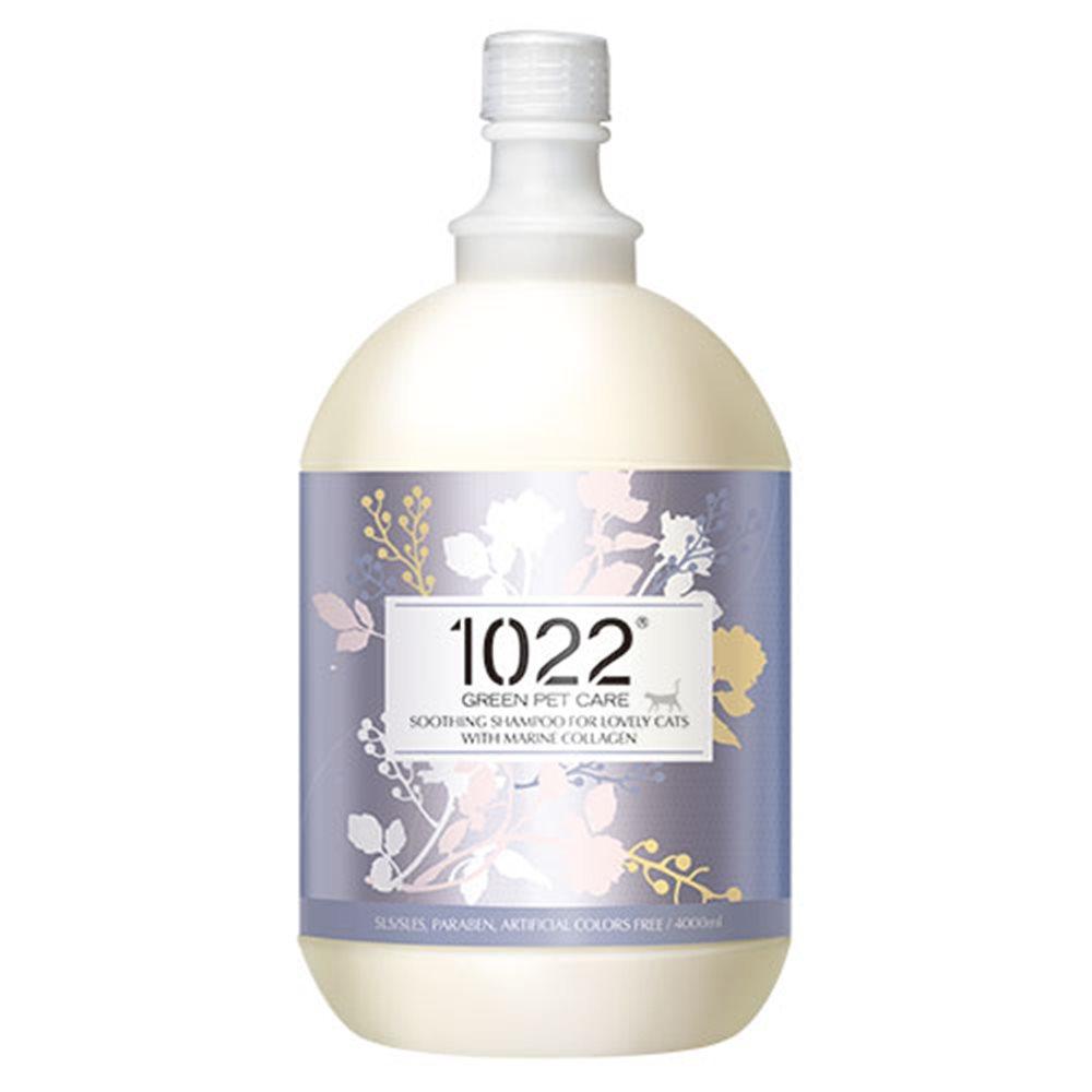 1022 海漾美肌 貓咪呵護配方 4L