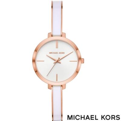 MICHAEL KORS經典風采手鐲時尚腕錶MK4342
