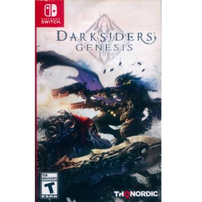 暗黑血統創世紀 Darksiders Genesis - NS Switch 中英日文美版