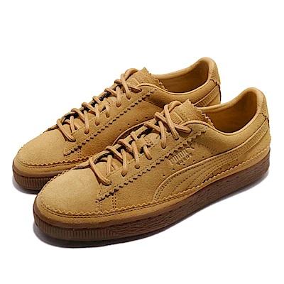 Puma 休閒鞋 Suede Classic 運動 男女鞋