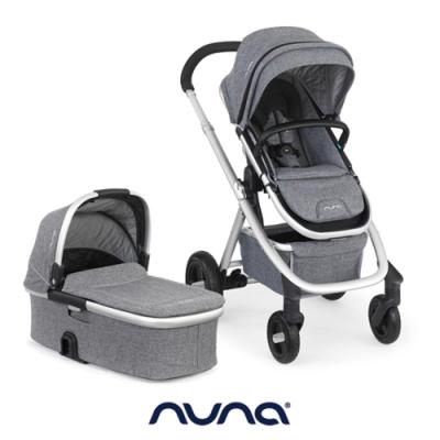 荷蘭nuna-IVVI SAVI嬰兒手推車+專屬睡箱