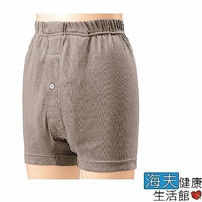 海夫 日本男用防漏安心褲 (卡其 / 100cc)