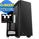 技嘉Z370平台[闇影鬥尊]i5六核GTX1080獨顯電玩機