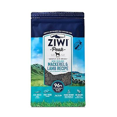 ZiwiPeak巔峰 96%鮮肉狗糧*鯖魚羊肉*4KG