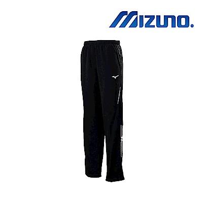 Mizuno 美津濃 男針織運動長褲 黑白 32TD853390