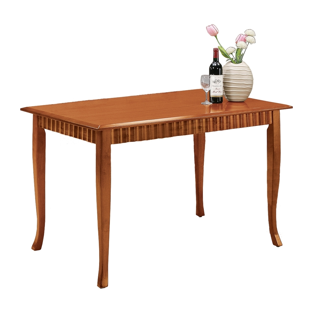 Boden-荷西4.2尺實木餐桌-127x81x76cm