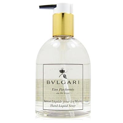 BVLGARI寶格麗 洗手皂液(白)300ml