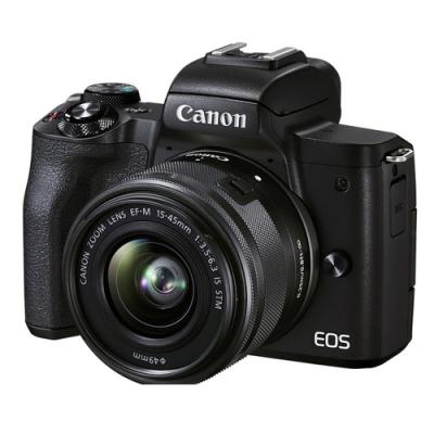 Canon EOS M50 MARK II 15-45mm IS STM 單鏡組(公司貨)