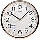 SEIKO精工 金色光感外框 時鐘 掛鐘(QXA020A) product thumbnail 1