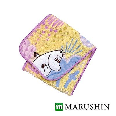 [活動]日本丸真Moomin方型毛巾布收納袋