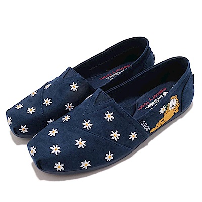 Skechers 休閒鞋 BOBS Plush 藍 白