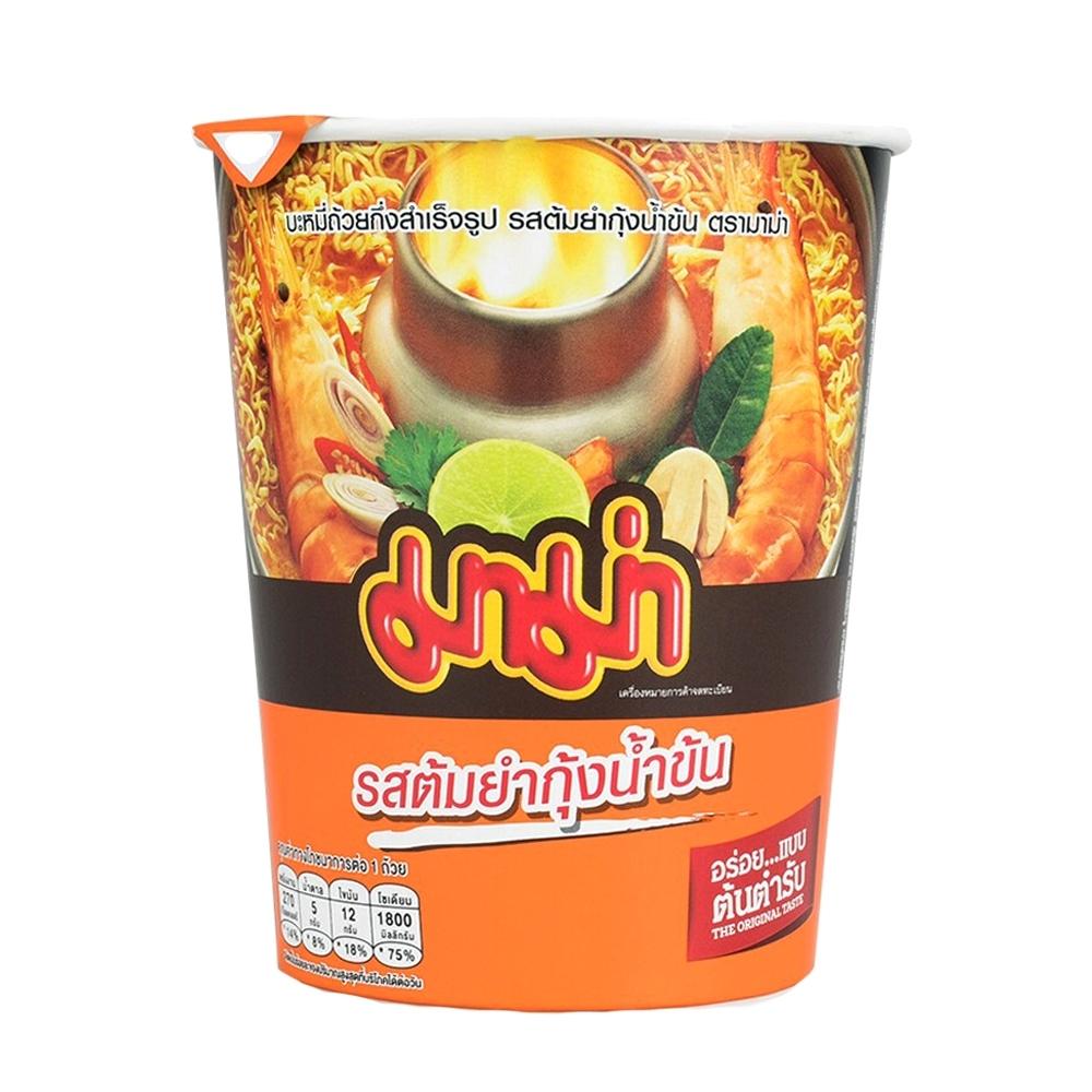 泰國杯麵-泰式酸辣風味(60g)