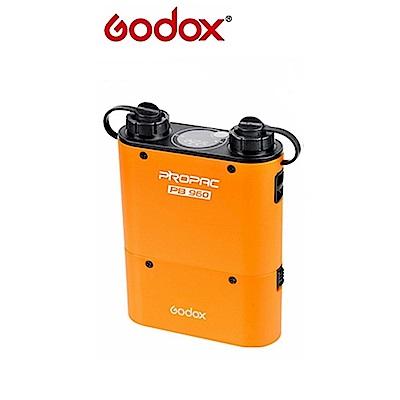 神牛Godox機頂閃燈外接電池盒PB-960電源盒+PB-NX(開年公司貨)適Nikon尼康SB-910 SB-900 SB-800 SB28(黑色)
