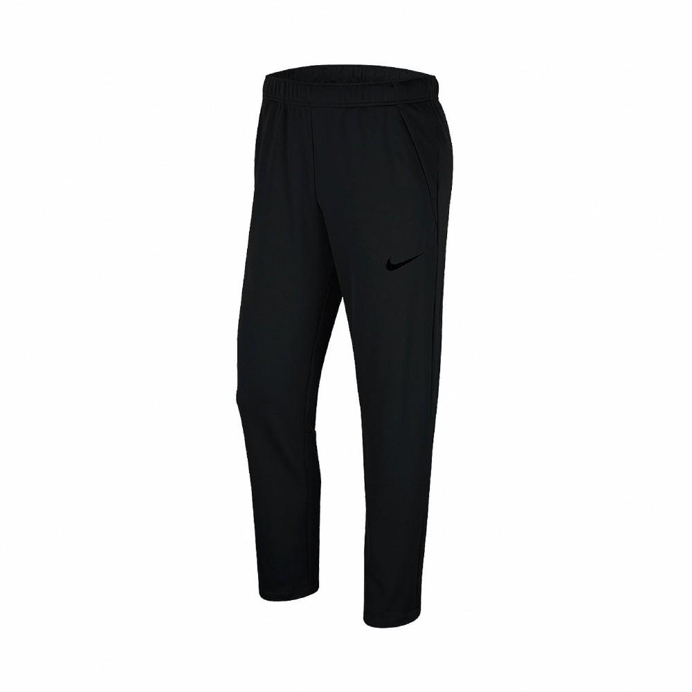 Nike 長褲 Knit Training Pants 男款 運動休閒 簡約 舒適 穿搭推薦 黑 CU4950010