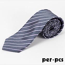 per-pcs 獨家設計經典領帶(718009)