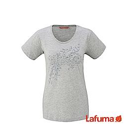 LAFUMA-女VEGETAL 排汗短袖T恤-LFV113834809-灰