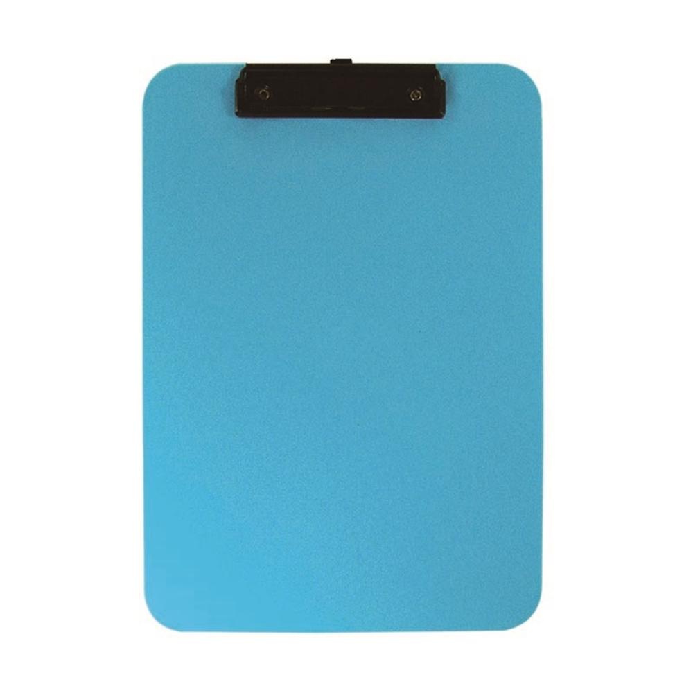 【ABEL】A4藍色超耐摔板夾