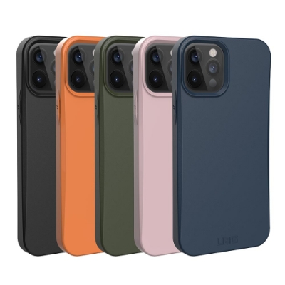 UAG iPhone 12/12 Pro 耐衝擊環保輕量保護殼